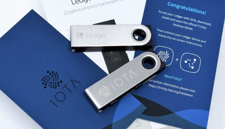 IOTA available on the Ledger Nano Hardware Wallets - IOTA News