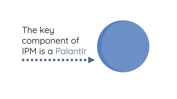 Introducing IOTA Palantír Messaging (IPM) - IOTA News